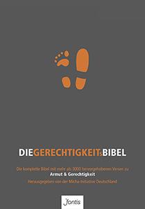 Cover Gerechtigkeitsbibel